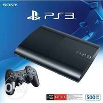 PlayStation 3 with free games