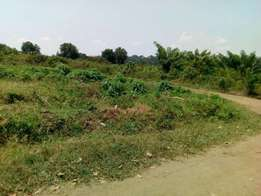 40 acres of land on sale in luwero-kayonza at 3m each