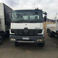Mercedes benz 13-17 Roll back Ridgids truck for sale