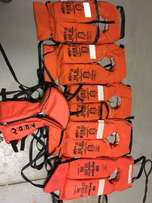 life jackets and other boat stuff