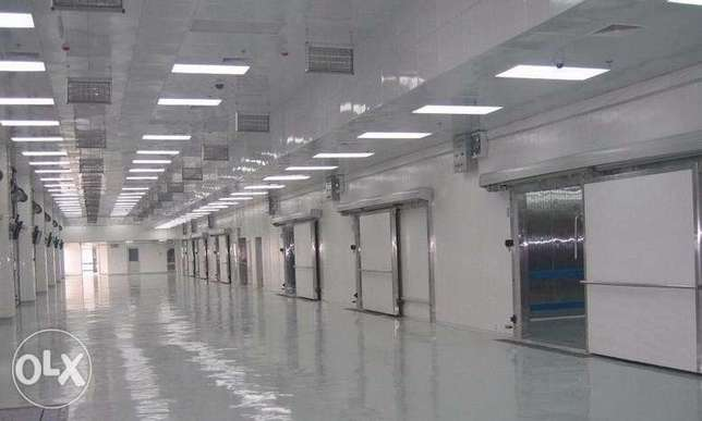 Industrial Cold-Room of 350,000 tons on 2.5 acres with C of O Apapa - image 1