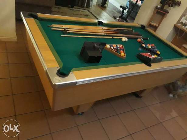 Shoot Pool table Villieria - image 1
