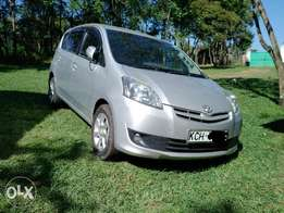 Toyota Passo sette, 7 seater, 2009, clean, no accident, self imported