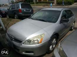 Honda accord DC 2007 model Nigeria used