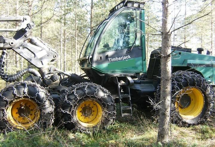 Timberjack 1270b - 2000