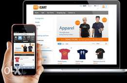 Get an eCommerce website - Affordable