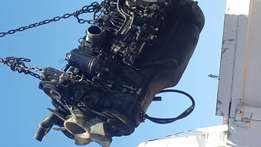 6d14 truck engine with gearbox