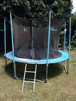 Trampoline 12ft with cover