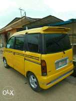 A mini bus Hijet for sale.