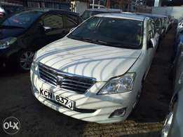 Toyota premio new model, fully loaded valve matic, finance terms accep