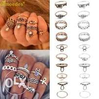 Knuckle Rings,