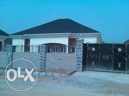 3 Bedroom Bungalow in a Well secured Estate in Kubwa