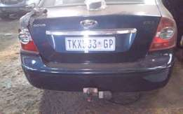 Ford Focus boot lid for sale