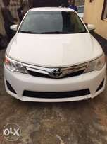 Toyota Camry 2012 model tokunbo