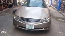 For sale Toyota Solara 2002 model