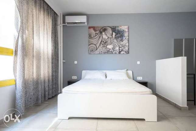 Studio in Metaxourgio, Athens, Greece اليونان -  6