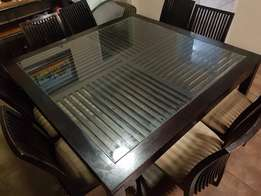 8 Seater Dining room set