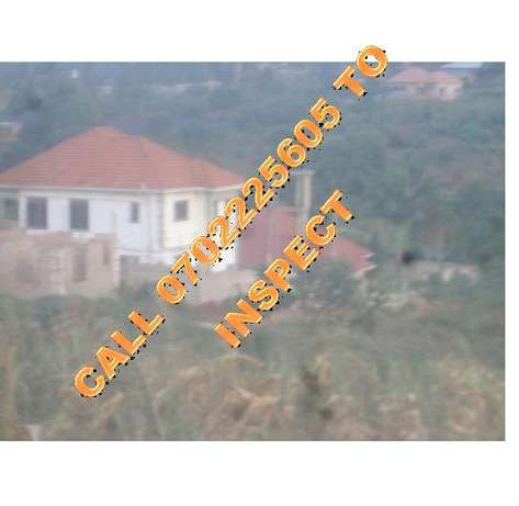 Charming 50 by 100ft plot for sale in Namugongo-Jogo at 25m Wakiso - image 1