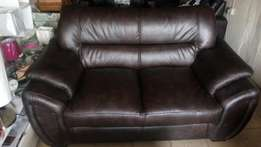 Complete set American sofa containing Foster 3 Seaters, 2 Seater