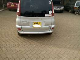 Toyota Fun Cargo for sale at 395k