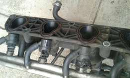 Bmw injectors and inlert manifold