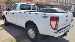 Ford Ranger XLS single cab 4x4