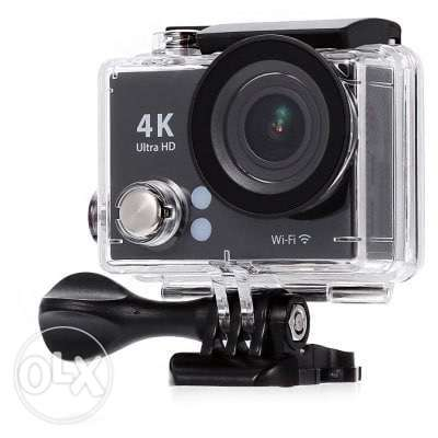 4k wifi action camera waterprof