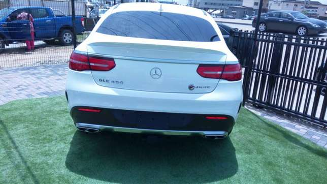 GLE 450, first body, full option,full duty payment, buy and drive, DVD Lekki - image 5