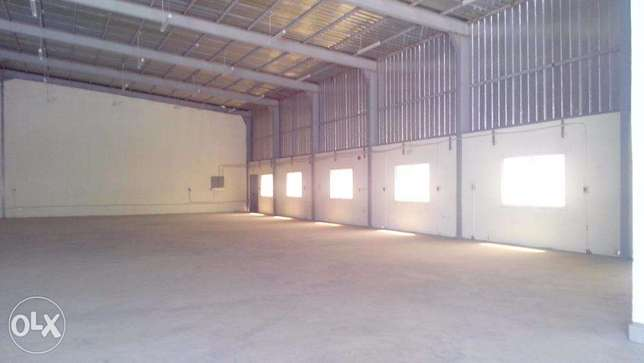 600 sqmr Warehouse for rent