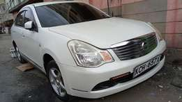 KCH Nissan BlueBird Silphy well maintained on quick sell