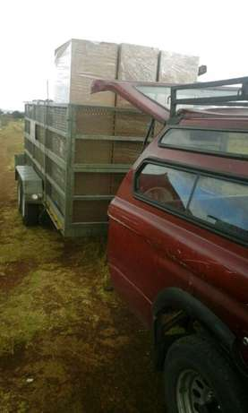 Garden refuse, garage junk, rubble, households furniture removals Brackenfell - image 2