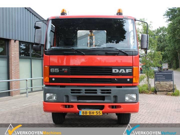 DAF 65.210ATI Haakarm - 1993