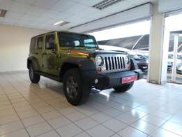 2010 Jeep Wrangler Unlimited 3.8L Rubicon A/T