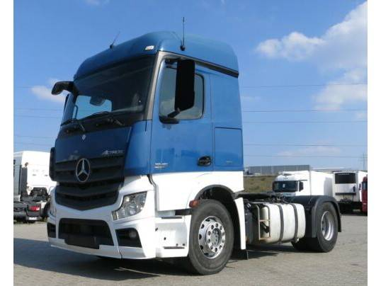 Mercedes-Benz Actros 1845 EEV Blue Tec / Leasing - 2014