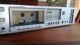Marantz Tape Deck Model SD-320 (Selling For Parts NOT WORKING) – R250