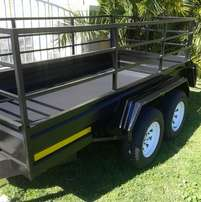 We build 3ton trailer from R28900