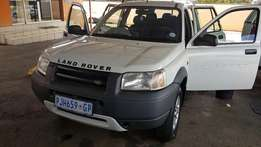 2000 Landrover Freelander 1.8 Petrol SPECIAL OFFER