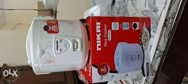 New rice cooker for sell ..1 8 liters
