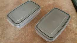 Grey Tupperware