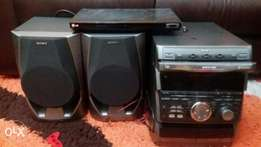 Sony GRX30 Sound System on Slae