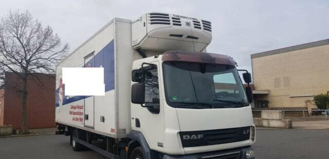 DAF AE45-220PS Kühlkoffer LBW - 2019