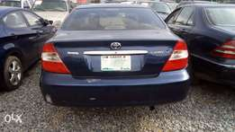Very clean Toyota Camry 04