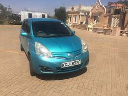 Nissan Note (2009)