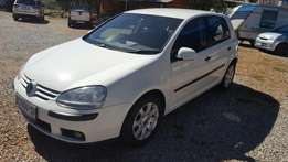 2008 Volkswagen Golf 1.9 TDI Comfortline for sale