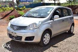 Nissan note year 2010 negotiable