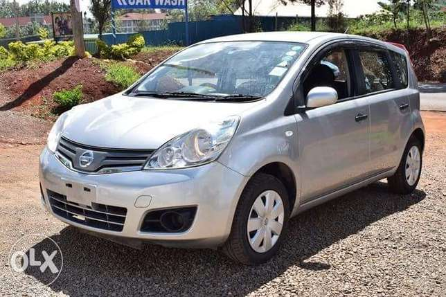Nissan note year 2010 negotiable Parklands - image 1