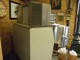 R40000 For Scotsman Ice Cube Machine -500kg/24Hrs