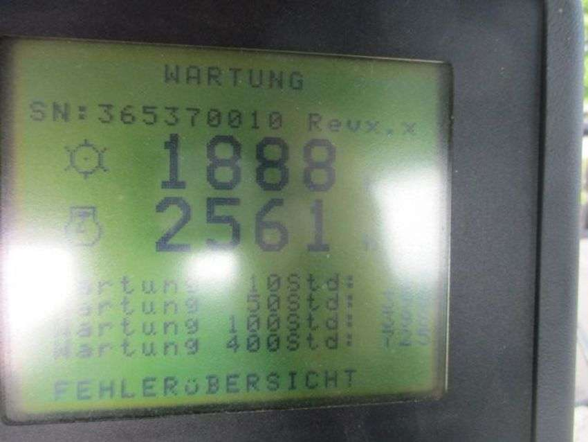 New Holland fx 60 - 2007 - image 7