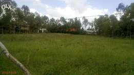 1/4 Plot in Ngong Col. Ngere rd