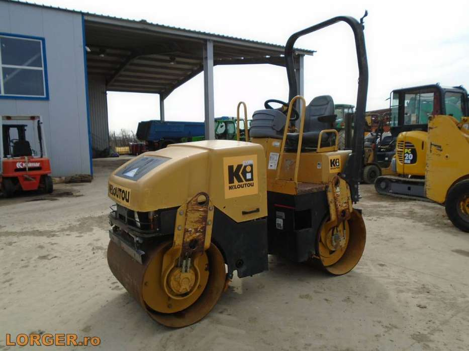 Caterpillar Cb 214 D - 2005